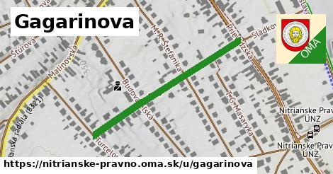 ilustrácia k Gagarinova, Nitrianske Pravno - 391m