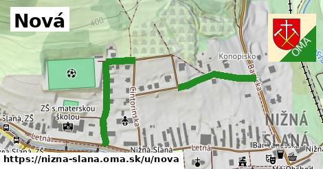 ilustrácia k Nová, Nižná Slaná - 476m