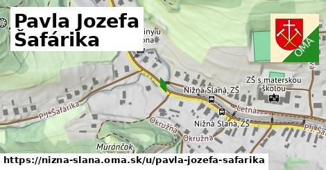 ilustrácia k Pavla Jozefa Šafárika, Nižná Slaná - 0,82km