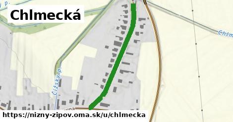 ilustrácia k Chlmecká, Nižný Žipov - 376m