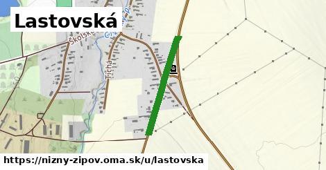 ilustrácia k Lastovská, Nižný Žipov - 494m