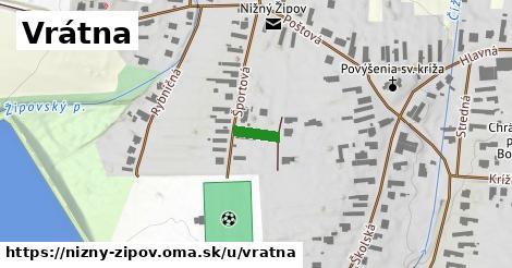 ilustrácia k Vrátna, Nižný Žipov - 66m
