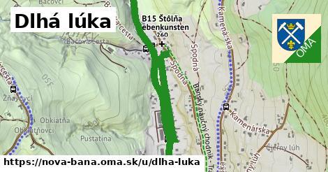 ilustrácia k Dlhá lúka, Nová Baňa - 3,0km