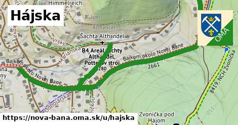 ilustrácia k Hájska, Nová Baňa - 0,99km