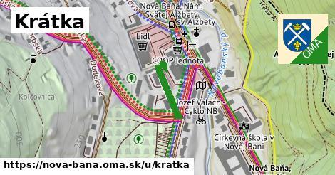 ilustrácia k Krátka, Nová Baňa - 143m