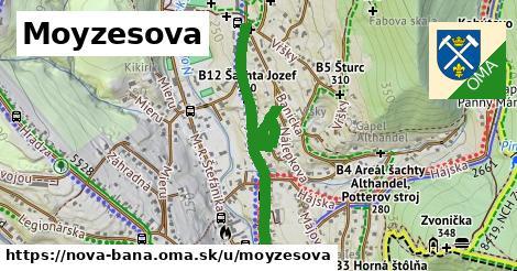 ilustrácia k Moyzesova, Nová Baňa - 0,95km