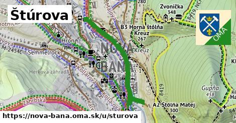 ilustrácia k Štúrova, Nová Baňa - 0,79km