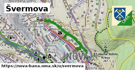 ilustrácia k Švermova, Nová Baňa - 370m