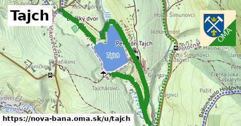 ilustračný obrázok k Tajch, Nová Baňa