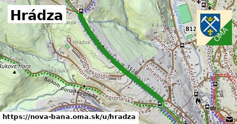 ilustrácia k Hrádza, Nová Baňa - 0,77km