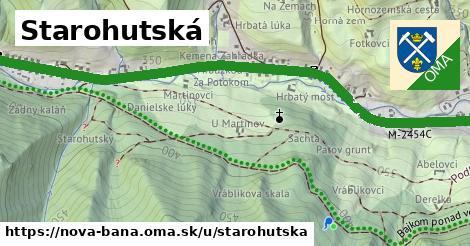 ilustrácia k Starohutská, Nová Baňa - 4,1km