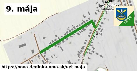 ilustrácia k 9. mája, Nová Dedinka - 375m