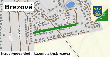 ilustrácia k Brezová, Nová Dedinka - 304m