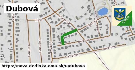 ilustrácia k Dubová, Nová Dedinka - 138m