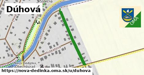 ilustrácia k Dúhová, Nová Dedinka - 323m