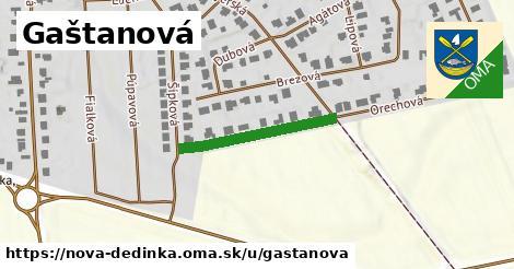ilustrácia k Gaštanová, Nová Dedinka - 380m