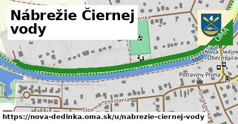 ilustrácia k Nábrežie Čiernej Vody, Nová Dedinka - 675m