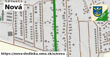 ilustrácia k Nová, Nová Dedinka - 389m