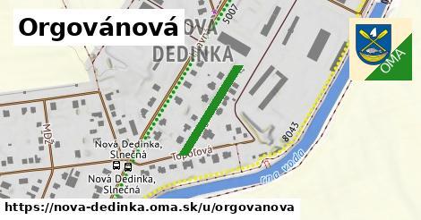 ilustrácia k Orgovánová, Nová Dedinka - 188m