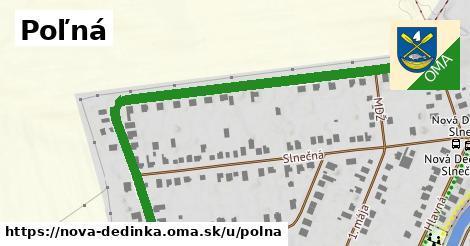 ilustrácia k Poľná, Nová Dedinka - 0,88km
