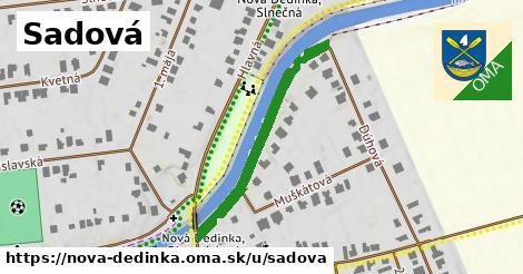 ilustrácia k Sadová, Nová Dedinka - 329m