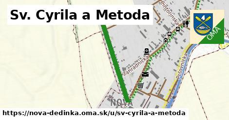ilustrácia k Sv. Cyrila a Metoda, Nová Dedinka - 496m