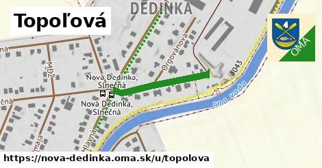 ilustrácia k Topoľová, Nová Dedinka - 231m