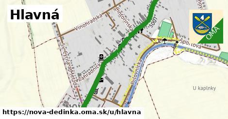 ilustrácia k Hlavná, Nová Dedinka - 2,0km