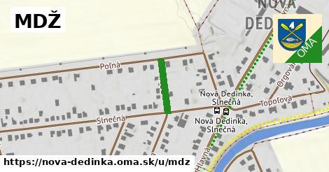 ilustrácia k MDŽ, Nová Dedinka - 125m