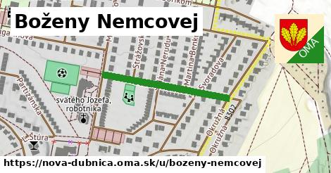 ilustračný obrázok k Boženy Němcovej, Nová Dubnica