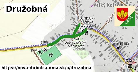 ilustrácia k Družobná, Nová Dubnica - 361m