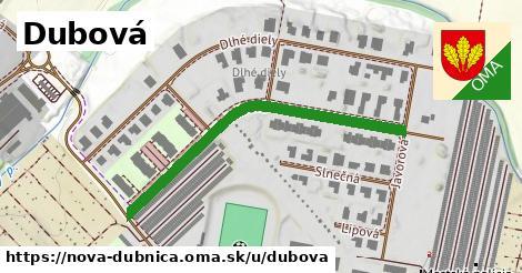 ilustrácia k Dubová, Nová Dubnica - 457m