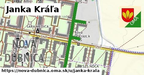 ilustrácia k Janka Kráľa, Nová Dubnica - 405m