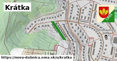 ilustrácia k Krátka, Nová Dubnica - 132m