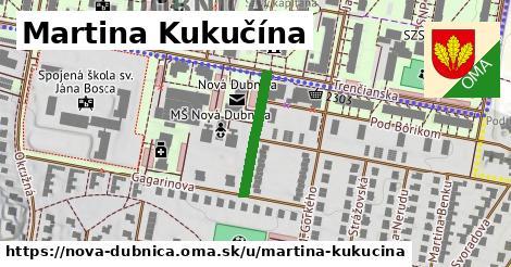 ilustračný obrázok k Martina Kukučína, Nová Dubnica