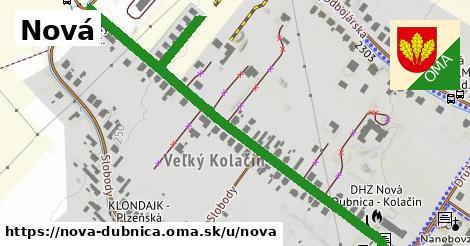 ilustračný obrázok k Nová, Nová Dubnica