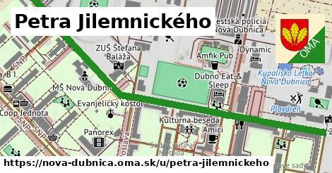 ilustračný obrázok k Petra Jilemnického, Nová Dubnica