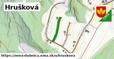 ilustrácia k Hrušková, Nová Dubnica - 177m