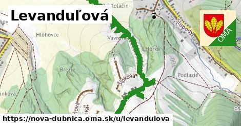 ilustrácia k Levanduľová, Nová Dubnica - 1,23km
