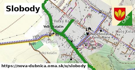 ilustrácia k Slobody, Nová Dubnica - 1,38km