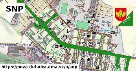 ilustrácia k SNP, Nová Dubnica - 2,7km