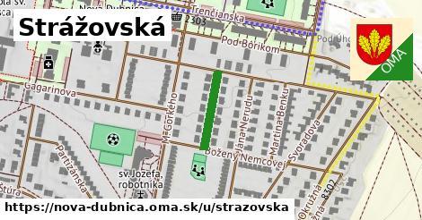 ilustrácia k Strážovská, Nová Dubnica - 139m