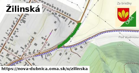 ilustrácia k Žilinská, Nová Dubnica - 175m
