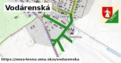 ilustrácia k Vodárenská, Nová Lesná - 160m
