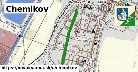 ilustračný obrázok k Chemikov, Nováky
