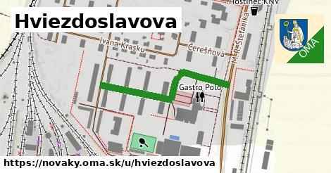 ilustrácia k Hviezdoslavova, Nováky - 347m