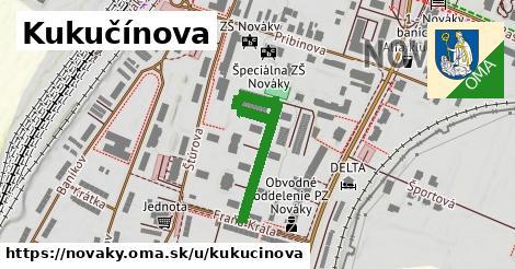 ilustrácia k Kukučínova, Nováky - 181m