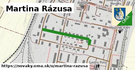 ilustrácia k Martina Rázusa, Nováky - 295m