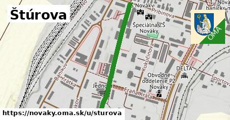 ilustračný obrázok k Štúrova, Nováky