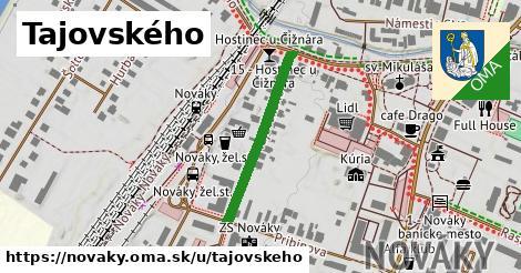 ilustrácia k Tajovského, Nováky - 258m